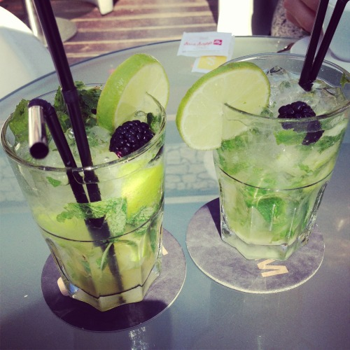 envise:  At Opium Beach Club Barcelona.  ♡ (via sillyanddaring) - follow for more ;)