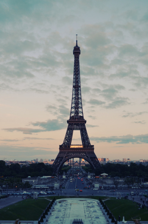 thatslifelela:  If there is a picture with the Eiffel Tower in it, I will reblog it.
