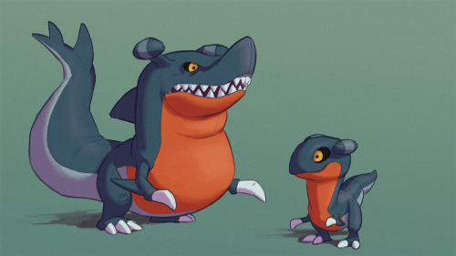 pokemonroll:  I should've given them gills.
