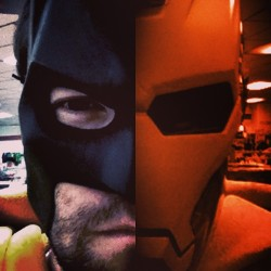 Winter / Summer - Simple #dc #marvel #batman #ironman #differences