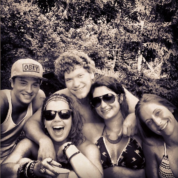 #repost best friends. I miss you all. @cleavejawnt @dominichenry @jilllian