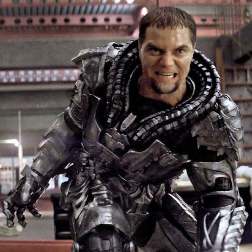 Kneel before Zod. #ManOfSteel