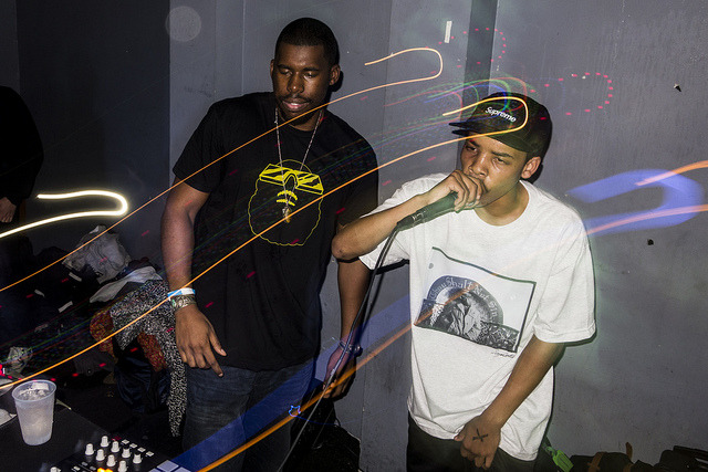 Flying Lotus x Earl Sweatshirt, Low End Theory on Flickr.