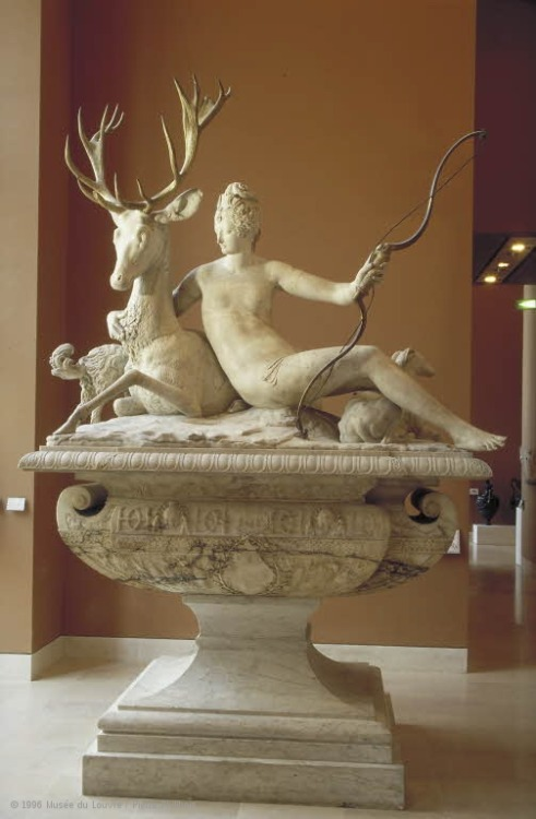 centuriespast:  Fountain of Diana  Middle of 16th century  The Louvre