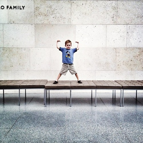 O Family #boston #mfa #museum #art @mfaboston #city #kids