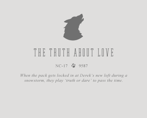 The Truth About Love (Comes at 3AM)