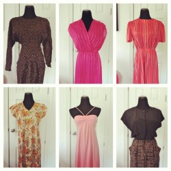 #justlisted  these beautiful 70s and 80s in the shop www.vintageworldrocks.com #etsy #etsyvintage