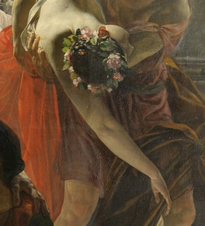 Karl Brullov, The Last Day of Pompeii (detail)