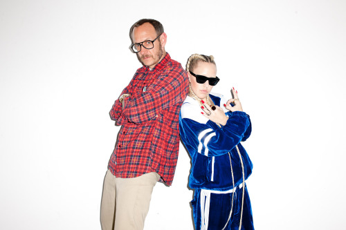 Me and Brooke Candy #1