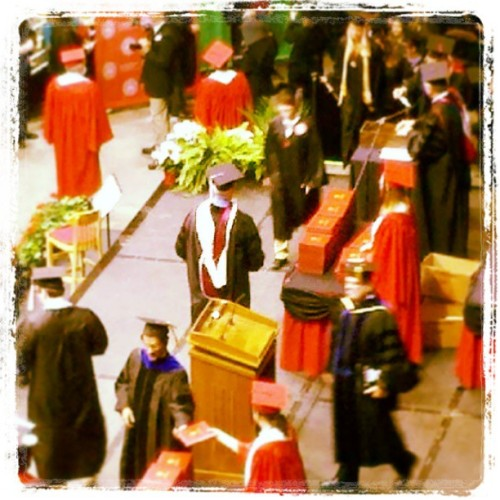 It's about time! #graduation #newstart #life #ISU