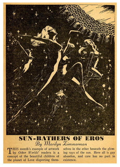 Sunbathers of Eros by paul.malon on Flickr.