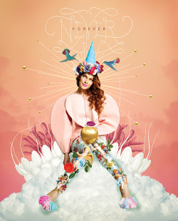 gorg:  NEVER FOREVER on Behance