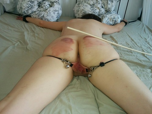 ruinedorgasmhot:More HD Forced SquirtingIf the perverted-slut doesn&#8217t behave, she&#8217s gonna get more than she bargained for!