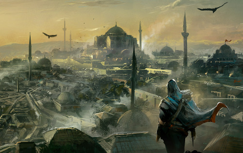 "2014's Assassin's Creed: Different Period, Dev, and Hero Shocker: Ubisoft has more Assassin's Creed planned.  Legitimate shocker: it's ditching Conner, the Revolutionary setting, and has itself a completely different development team sculpting it. Rather than branching off with ACIII's freshly introduced assassin, Ubisoft's CEO, Yves Guillemot, said we can anticipate both a brand new hero and different time period for the next installment, which will be ""another major leap forward for the franchise."" Under the tutelage of an unnamed Ubisoft creative team the sequel is expected out sometime before 2014, though it's unclear whether it will remain within this console generation or roll out for the next-gen.  Until Sony and Microsoft's Next Big Things step from out of the shadows, we're going to have to sit pretty for an answer."