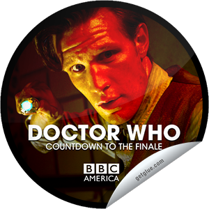 "I just unlocked the Doctor Who Countdown to the Season Finale: 5 Days sticker on GetGlue                      4100 others have also unlocked the Doctor Who Countdown to the Season Finale: 5 Days sticker on GetGlue.com                  You're counting down to the must-see Doctor Who season finale, ""The Name of the Doctor,"" Presented by Supernatural Saturday and only on BBC America Saturday May 18 at 8/7c. The Doctor has a secret he will take to his grave. And it is discovered… Share this one proudly. It's from our friends at BBC America."