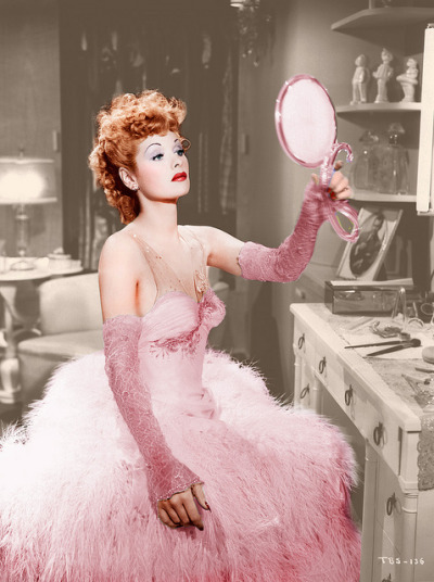 "theyroaredvintage:  Lucille Ball in ""The Big Street"", 1942. by klimbims on Flickr"