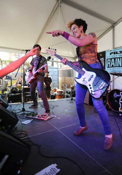 Photos of The Thermals and Surfer Blood playing SXSW! http://bit.ly/XQlj7t