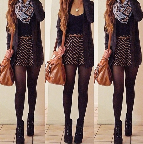 Outfit idea !