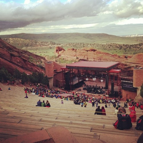 amazing.  (at Red Rocks Park & Amphitheatre)