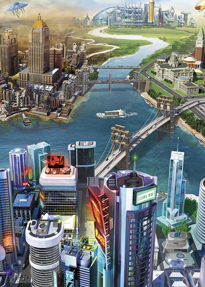 gamefreaksnz:  EA offering free game to SimCity owners  EA is offering a free game to SimCity owners following last week's troublesome launch.