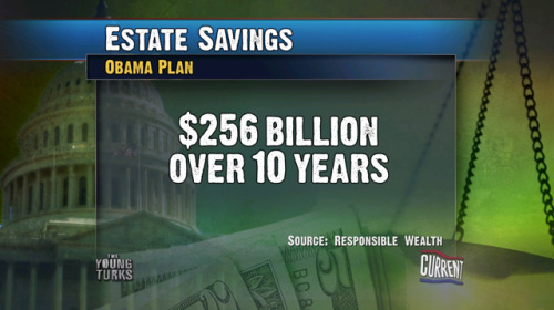 Barack Obama Plan: Estate Savingsvia The Young Turks