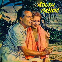 Mitzi Gaynor and Rossano Brazzi, South Pacific.