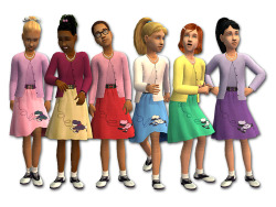 "ermagerdsimblr:  Download of the Day! ""Sock Hop"" by fakepeeps7 on Modthesims.info. Find it here: http://modthesims.info/download.php?t=439042 I love her stuff! Plus, I love all things pin-up/rockabilly!  From my simblr. Check it out if you guys like Sims 2."