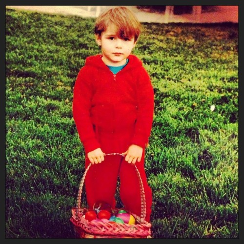 I still remember my first Easter basket, it was pink and so awesome. Judge me :) #tbt #throwbackthursday #throwbackthursdays #tbts #TagsForLikes #throwback #tb #instatbt #instatb #reminisce #reminiscing #backintheday #photooftheday #back #memories #instamemory #miss #old #instamoment #instagood #throwbackthursdayy #throwbackthursdayyy