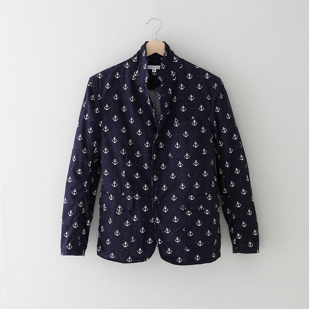fuckyeahrhodeisland:  streetstylemarket:  Engineered Garments Baker Jacket | Steven Alan  Need.