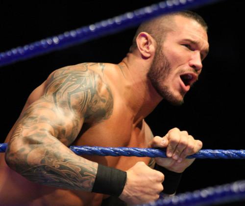 Randy Orton is a free man!!! THANK GOD!!!!!!!!!!!!