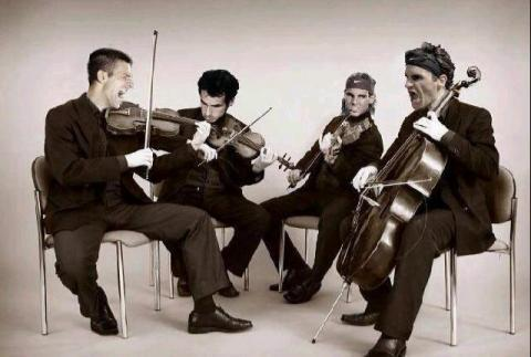 Who is your favourite member of The Tennis String Quartet?