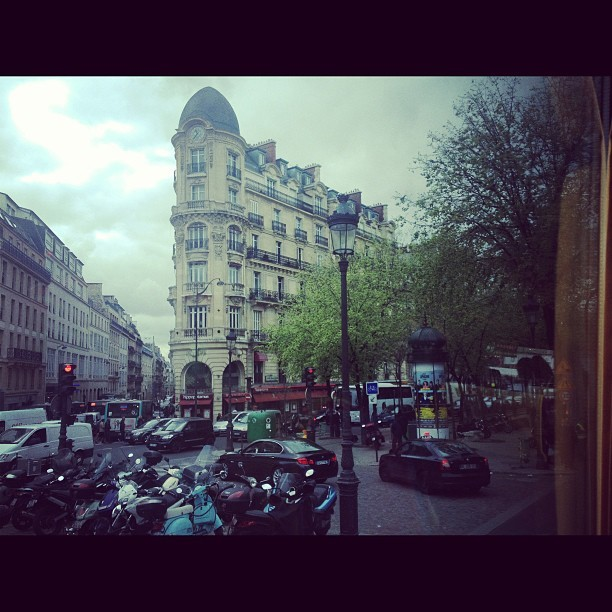 Приехали #париж #paris #travelingram #europe #france