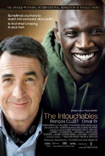 """The Intouchables"" is now at redbox. YOU HAVE TO SEE THIS MOVIE.  A little heads up - it is in French, but it is so fabulous that the subtitles suffice."