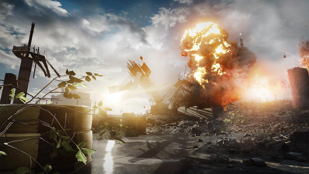 Battlefield 4 - 10/29/13 PC, 360, PS3, XboxOne, PS4