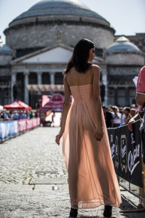 Giro high fashion Photo credit: BrakeThroughMedia/Velonews.com (via Gallery: Inside the 2013 Giro d'Italia's first 5 days)