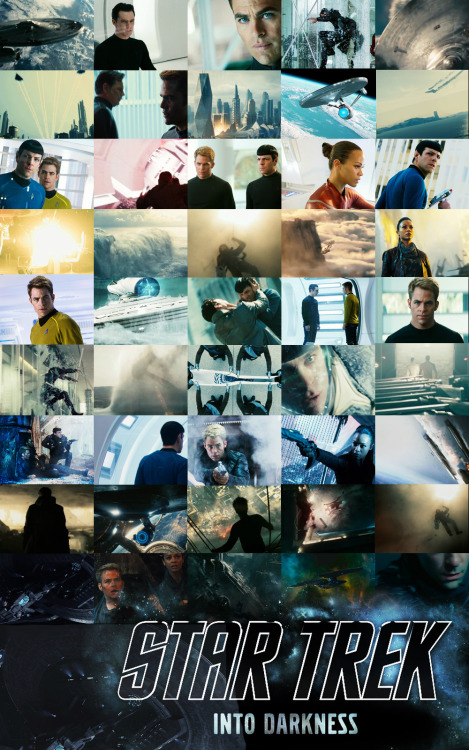 42. Star Trek: Into Darkness (2013), Dir. J.J. Abrams