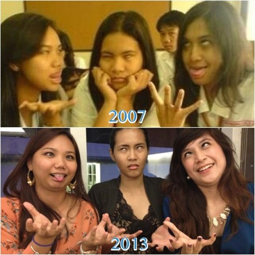 What changes after 5 years? obviously nothing. hahaha @chezmanasan #Saphy