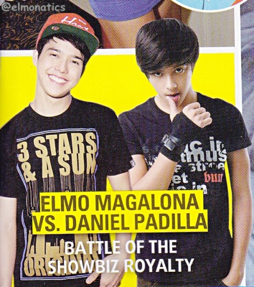 Battle of the Showbiz RoyaltyInside Showbiz Feb Ish :)