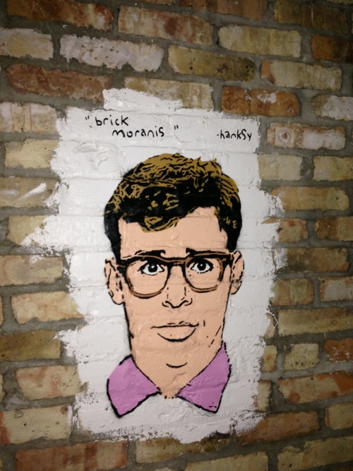tomhanksy:  Brick Moranis. Here's to 2013 being the year Rick comes back. Chicago, IL.   One can only dream.