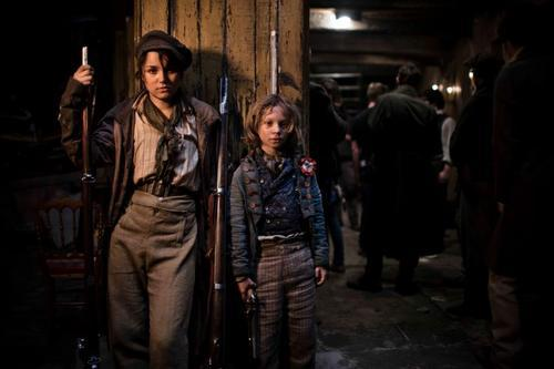 Oh Eponine and Gavroche