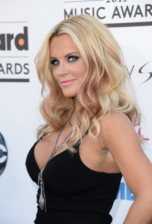 Jenny McCarthy || Billboard Music Awards at the MGM Grand Garden Arena in Las Vegas on May 19, 2013