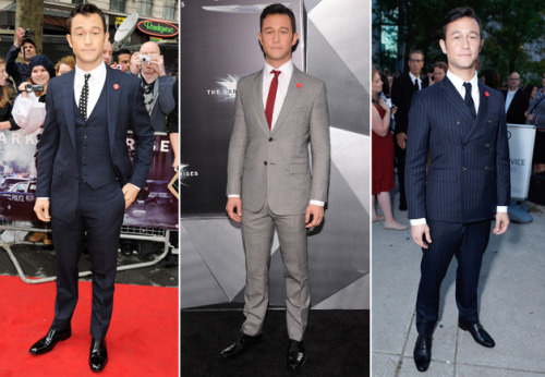 gqfashion:  The 25 Most Stylish Men of 2012: Joseph Gordon-Levitt