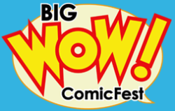 Heads up, San Jose. I'll be at the Big Wow Comic Fest this weekend. Artist Alley table AA25