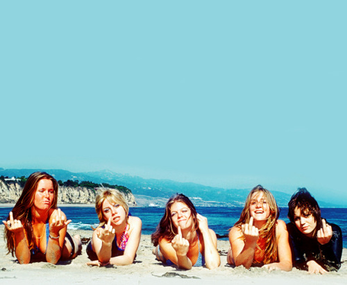 The Runaways c. 1976