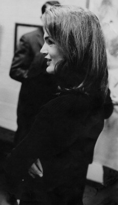superseventies:  Jackie Kennedy, 1971.