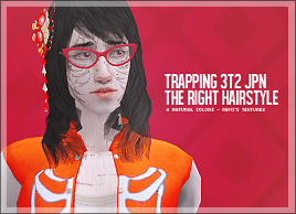 trappingcrushes:  Geirrendour shared three hair re-textures at his Tumblr :)