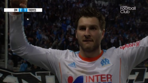 03/03/2013 - Canal Football Club - Ligue 1 - OM vs ESTAC (2:1) - APG