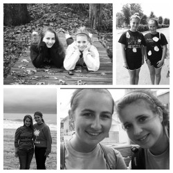#tbt freshman all the way to senior year, you've been like my sister. We've grown up together, handled the bad times, & celebrated the good. Somehow we made it through. I can't even believe you're graduating today. Congrats on graduating & I'm so excited to spend the next four years together at App. Love you @shelbyballard ❤🎓
