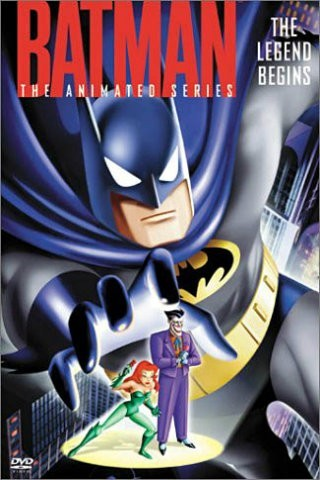 "I'm watching Batman: The Animated Series    ""Pretty Poison""                      Check-in to               Batman: The Animated Series on GetGlue.com"
