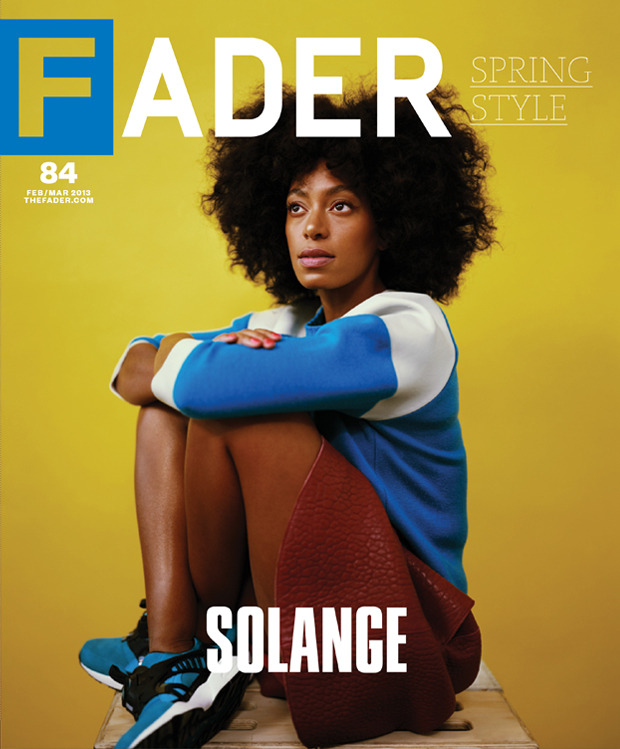 mydamnblog11:  The Fader